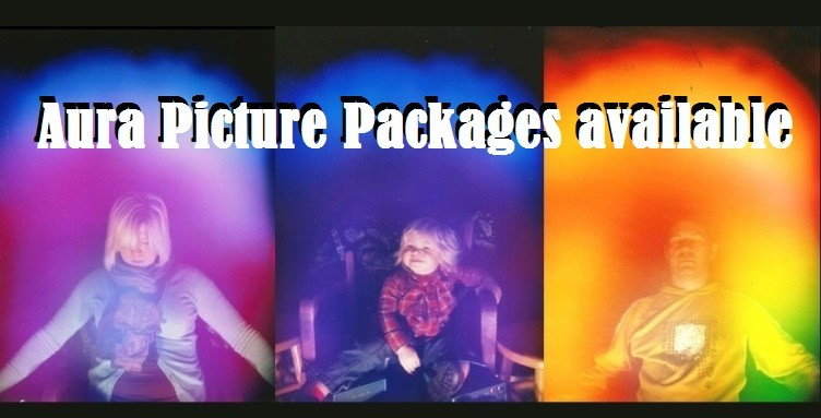 Aura Picture Packages are Available